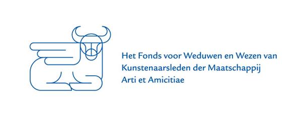 Logo Weduwen- en Wezenfonds Arti